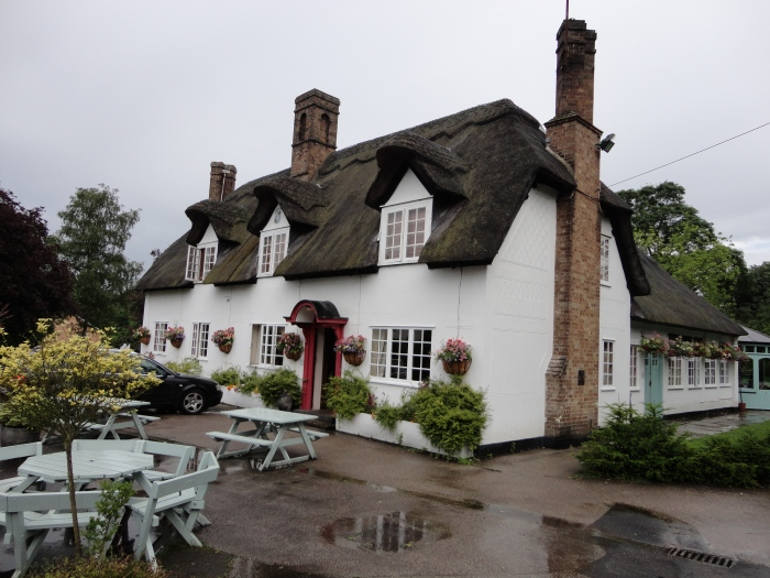 Three Horseshoes, Madingley