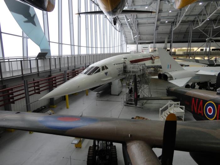 Concorde, IWM Duxford