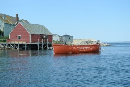 Peggy's Cove 2012