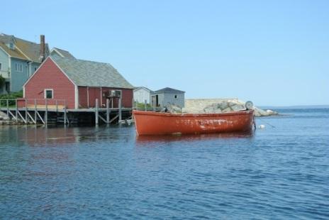 Peggy's Cove 2012