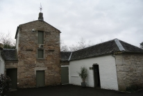 Stable Block and Dovecot (Heritage Centre), Bellahouston Park