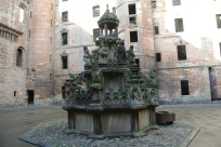 Linlithgow Palace Fountain