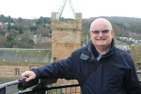 John at Linlithgow Palace