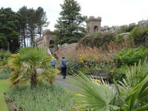 Walled Garden - general view