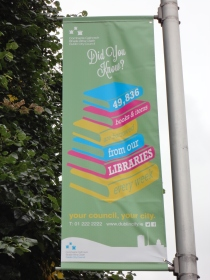 Dublin loves libraries