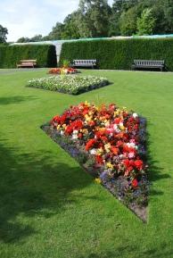Gardens, Pollok House