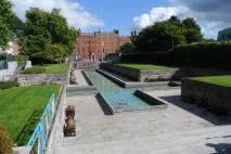 Garden of Remembrance, Parnell Square, Dublin