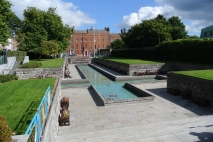 Garden of Remembrance, Parnell Square, Dublin