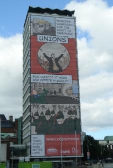 Union street art, Dublin