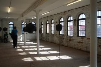 Pipe Factory, interior