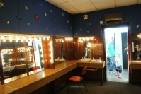 Barrowland Dressing Room