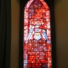 Stained glass by John Clark:Barony