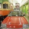 Riverside Museum – cars andtrams