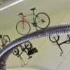 Riverside Museum –bicycles