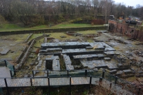 Ironworks excavations