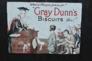 Old biscuit ad