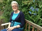 Anabel at Branklyn Garden