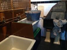 The steamie (washhouse)