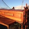 Glenlee – steeringwheel