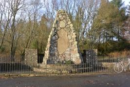 MacRae Monument