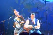 Imelda May and Al Gare