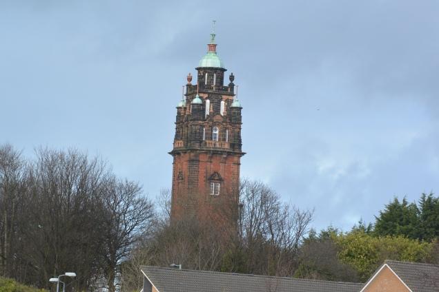 Ruchill Watertower