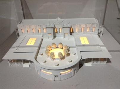 Unbuilt Mackintosh design