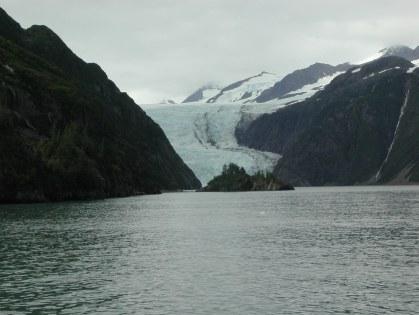 Seward Kenai Fjords cruise: Holgate Glacier