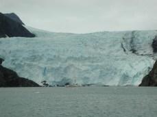 Seward Kenai Fjords cruise Holgate Glacier