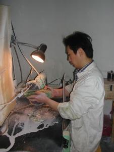 Jade factory
