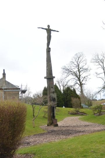 Calderglen sculpture