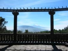 Mt Teide from Anaga peninsula