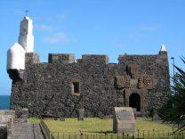 Castillo de San Miguel, Garachico