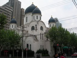 Shanghai contrasts