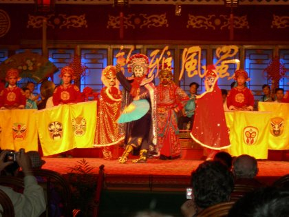 Sichuan Opera and Folk Arts