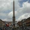 Bernini fountain, PiazzaNavona