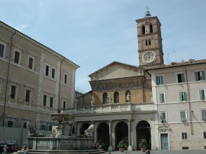 Santa Maria in Travastere