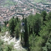 Gubbio from funicular