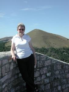 Hills above Gubbio