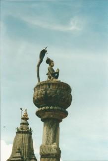 Patan - King Yoganarendra Malla