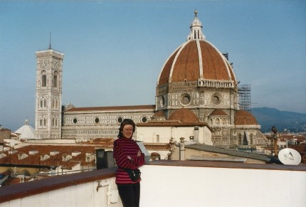 Duomo from Hotel Cavour