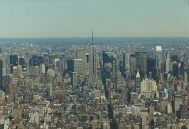 Manhattan from WTC