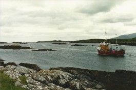 Peterport, Benbecula
