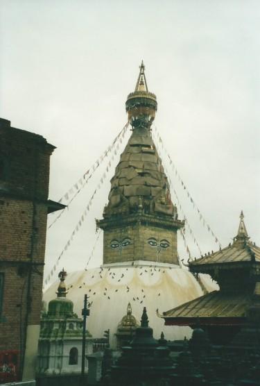 Swayambhu stupa