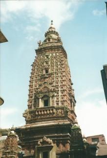Temple of 1000 Buddhas, Patan