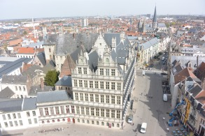 Stadhuis from the Belfry