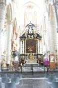 Sint Niklaas interior