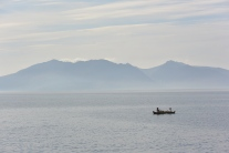 Arran from Portencross