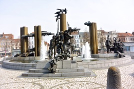 't Zand fountain