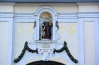 Begijnhof entrance